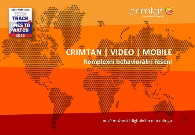 Crimtan prezentace 2014