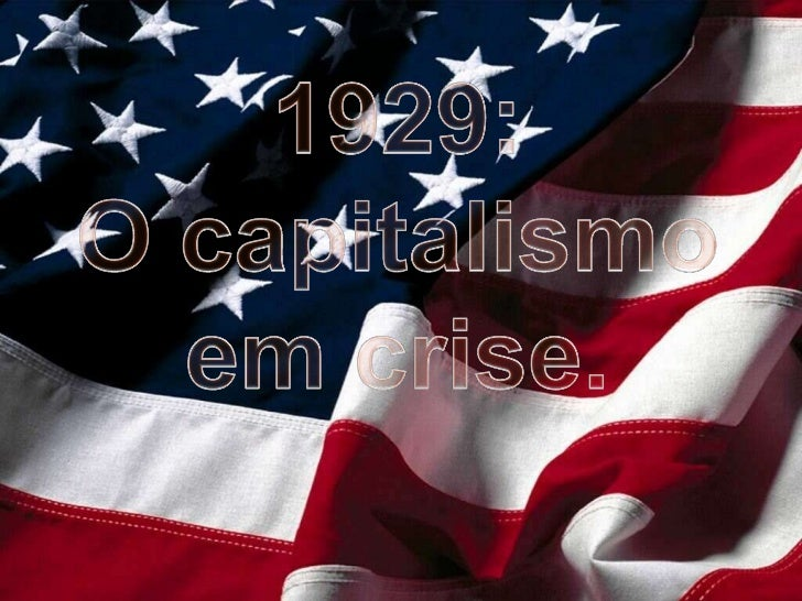 Crise de 1929 new deal