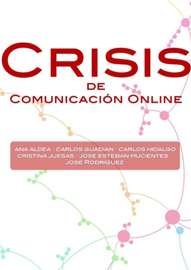 Crisis de comunicación online