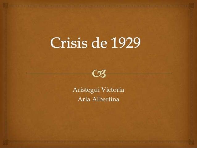 Aristegui Victoria Arla Albertina