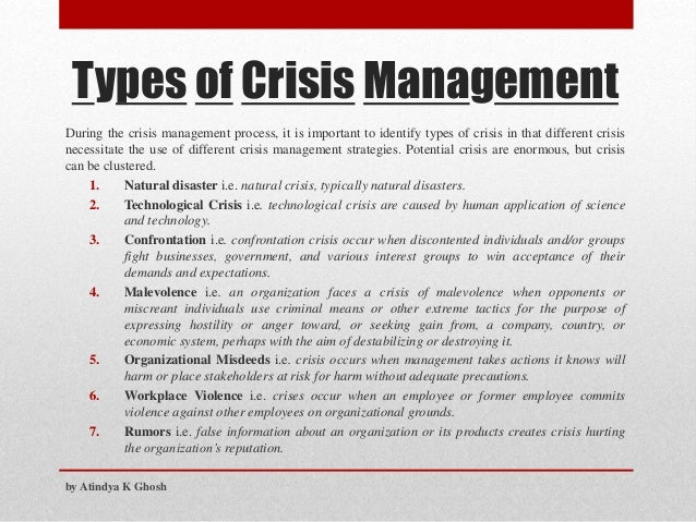 545853 disaster and crisis management Marsh risk consulting's reputational risk and crisis management, resiliency, and response practice works with companies worldwide to develop and implement corporate preparedness and crisis management plans and procedures and provides experienced real-time crisis management support when a disaster occurs.