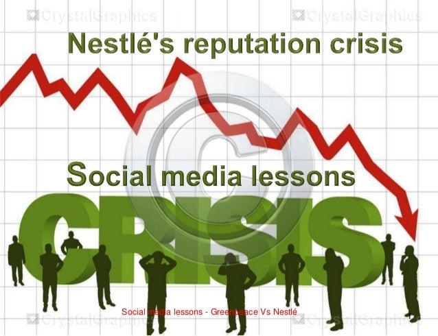 Crisis management dsh