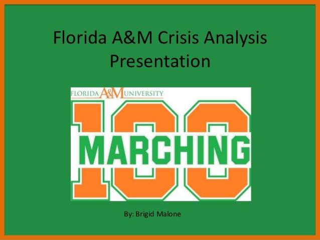 Crisis presentation2
