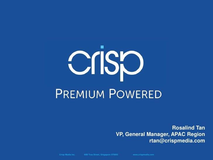 Crisp seminar presentation abbrev.
