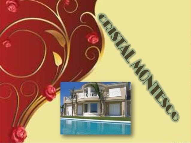Lujoso hoteles de Cristal Montesco Conoce lo mejor que tenemos en hoteles de lujo para que este al alcance de tu familia y...
