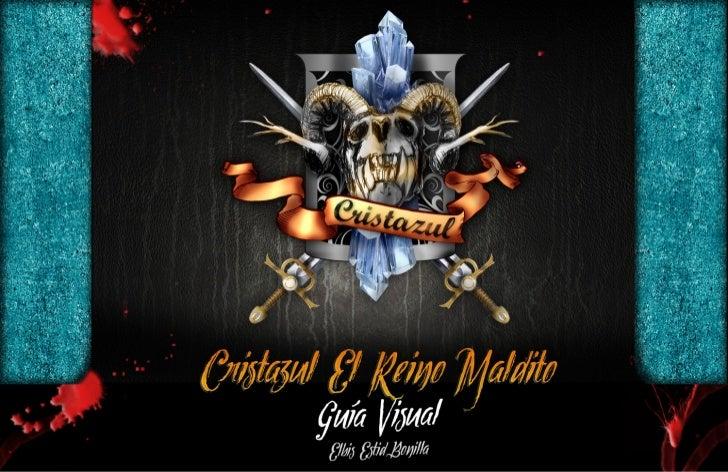 Cristazul el reino maldito