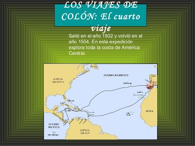 Cristobal col n for Cuarto viaje de colon