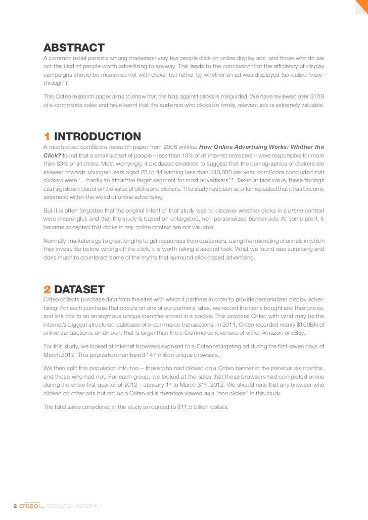 research paper on buyer behaviour