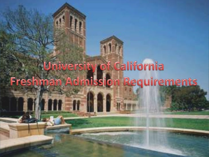 "The ""a–g"" subject requirementsrepresent the 15 minimumacademic preparatory courses         that freshman applicantsmust ha..."