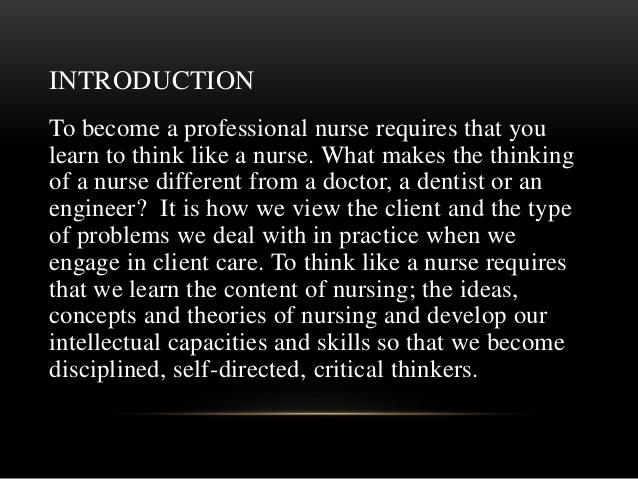 CRITICAL THINKING |authorSTREAM