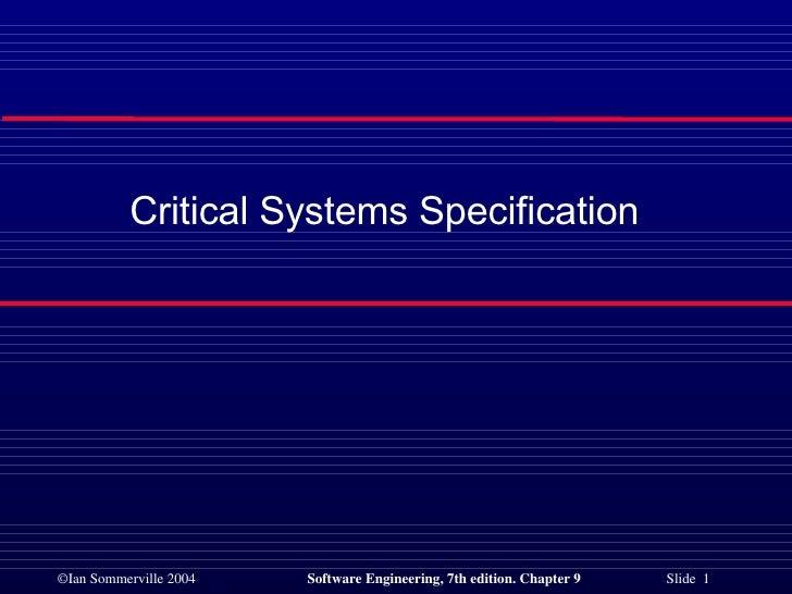 critical system desktop tools