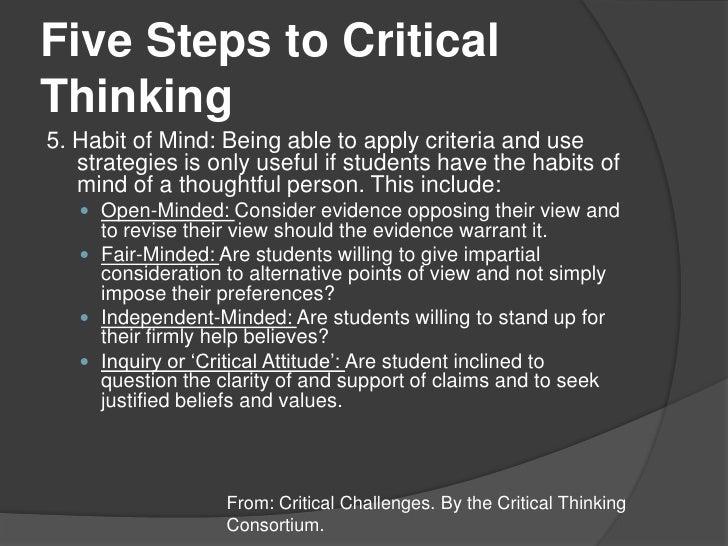 skeptical thinking essay