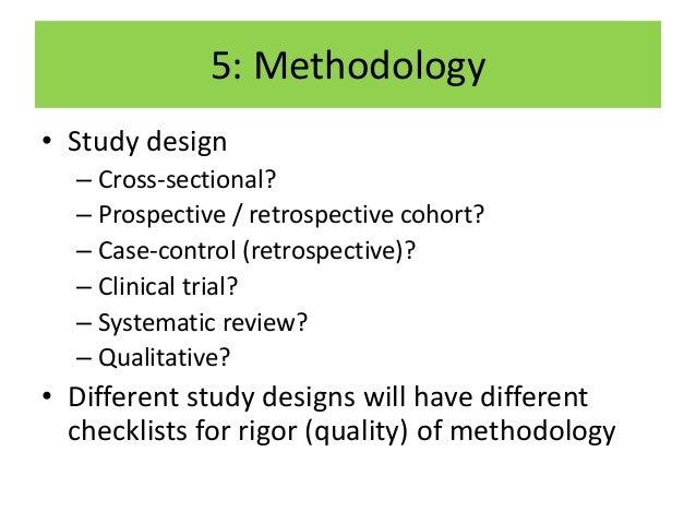 Critical appraisal of a prospective cohort study - Oxford ...