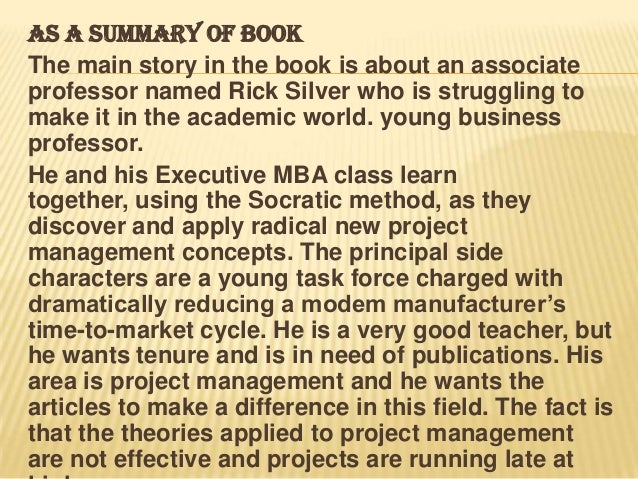 What is a critical summary? I have to do some on books?