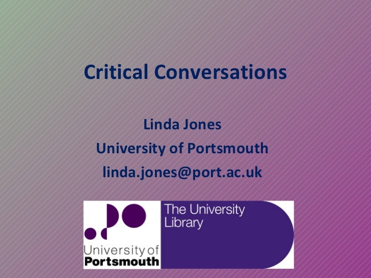 "Linda Jones & Veronica Manton ""Critical and constructive conversations around reading lists"""