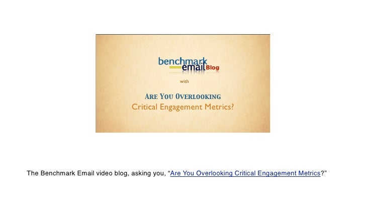 with                                        Are You Overlooking                                 Critical Engagement Metric...