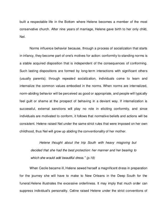 Argumentative essay on birth order