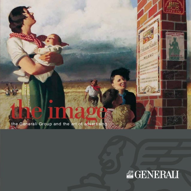The Image - The Generali Group and the Art of Advertising - I