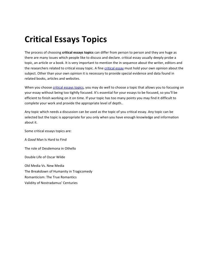 Slaughterhouse-Five Critical Evaluation - Essay