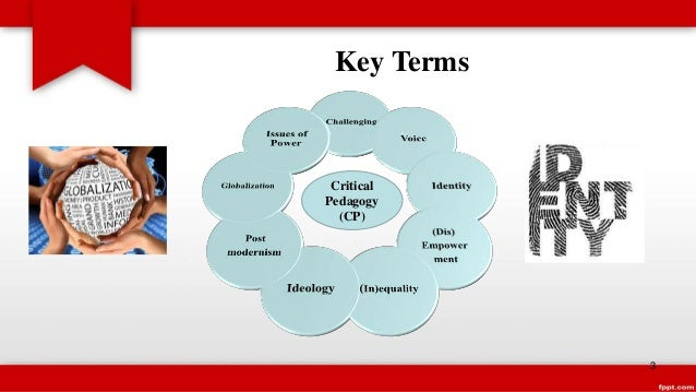 What are pedagogical terms to describe teaching?