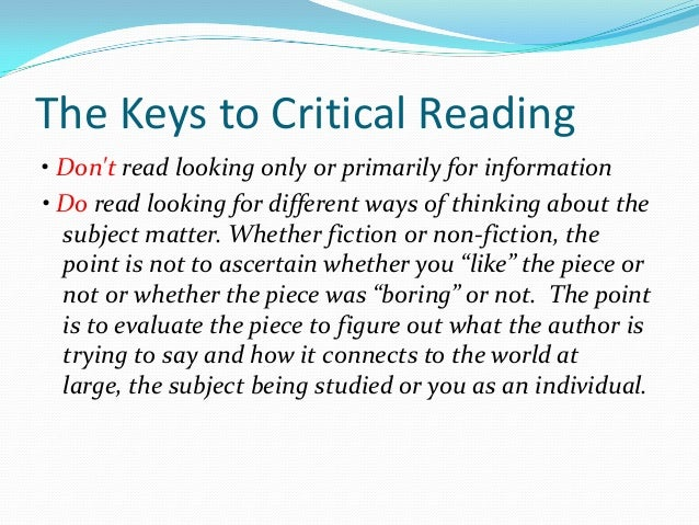 Critical Essay: How-To, Structure, Examples, Topics