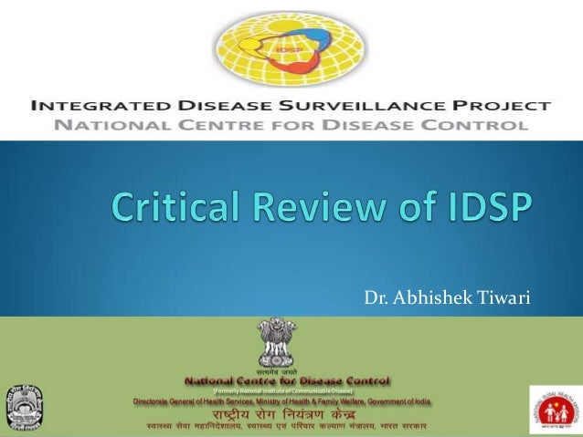 Critical review of idsp