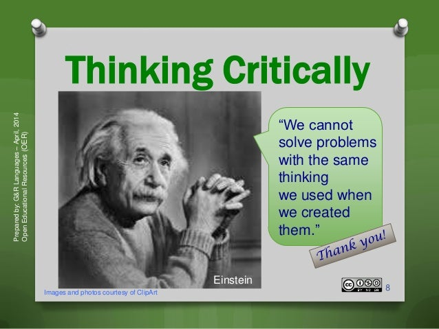 Critical and creative thinking questions ii