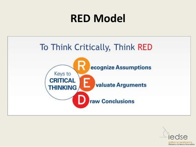 Reconciling Four Models of Critical Thinking: FSU QEP