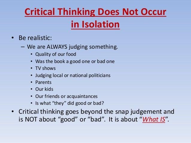good critical thinking skills critical thinking skills in defining critical thinking