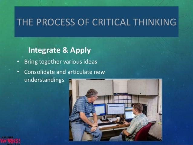 critical thinking problem solving pdf
