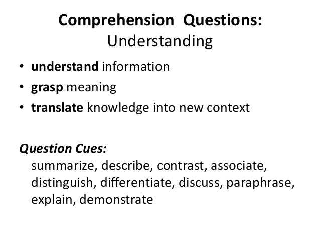 Critical Thinking Sample Questions