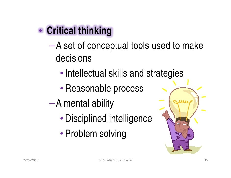 "write an essay on critical thinking Essay writing essay checklist oral how do i make my writing descriptive, analytical, critical/evaluative or (adapted from ""critical thinking,"" 2010."