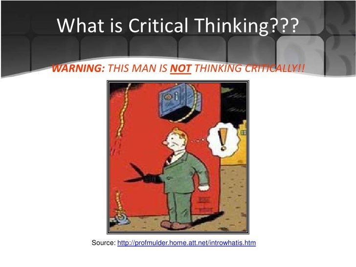 critical thinking and communication 25052016  classic thought on how rhetoric and persuasion are best tempered through critical thinking.