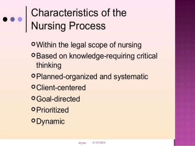 critical thinking defined nursing