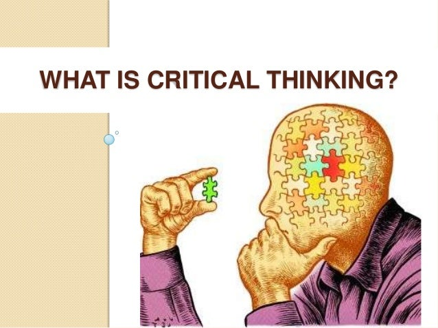 Critical Thinking Images