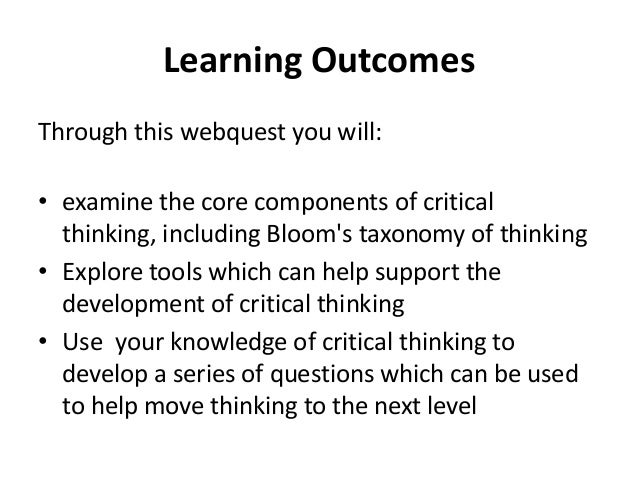 critical thinking webquest pdfeports220webfc2com