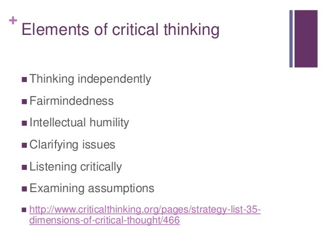nine elements of the critical thinking model Then use the kolb model journal define the eight elements of reasoning, critical thinking define the eight elements of reasoning, critical thinking.