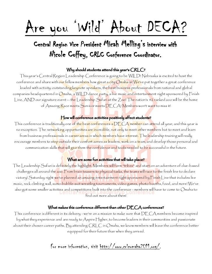 CRLC Flyer