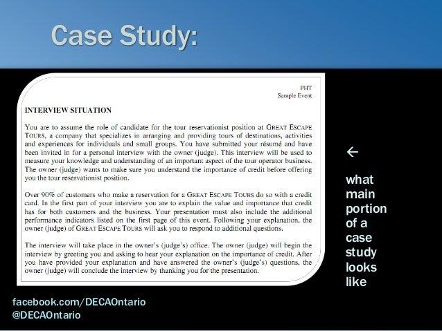 Dissertation Based Case Studies