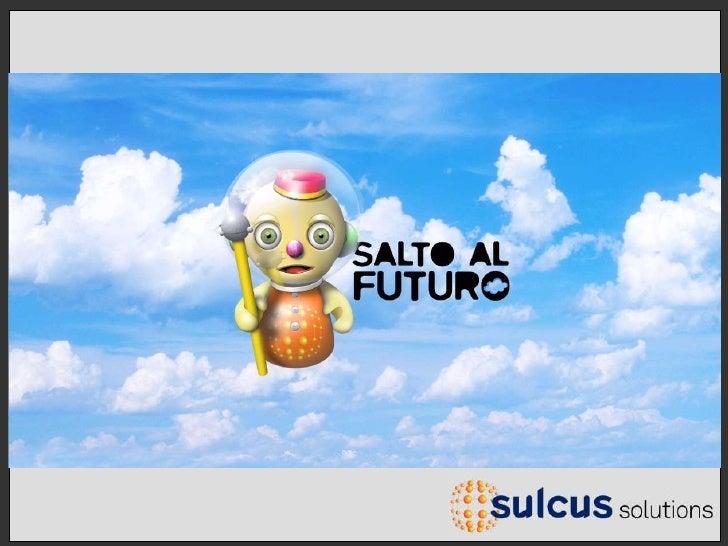 www.sulcus.es                Sulcus CRM OnDemandBienvenidos a la solución CRM más avanzada del mercado.            Por fin...