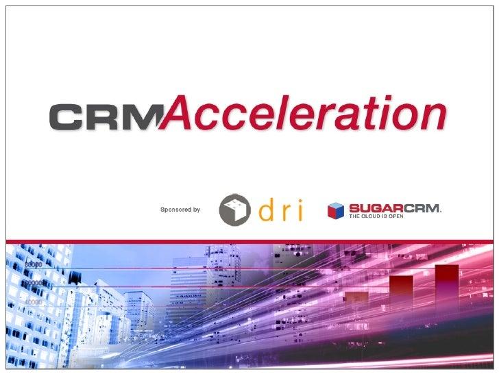 CRM Acceleration Lisbon 2010 - Como tornar a sua empresa Social