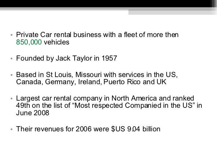 enterprise rent a car essay Rent: the musical essay enterprise rent-a-car question 1 g reat companies require effective managers and leaders to guarantee success.