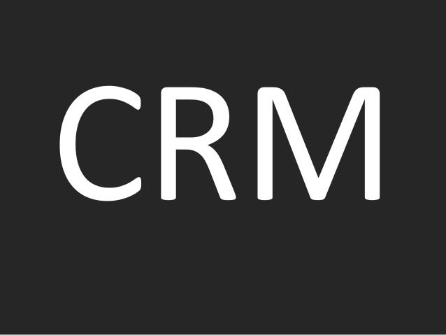 Customer relationship management (CRM) is a widely-implemented strategy for managing a company's interactions with custome...