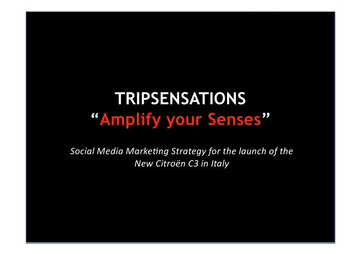 CRM Acceleration Lisbon 2010 - Tripsensations.com: Amplify your Senses