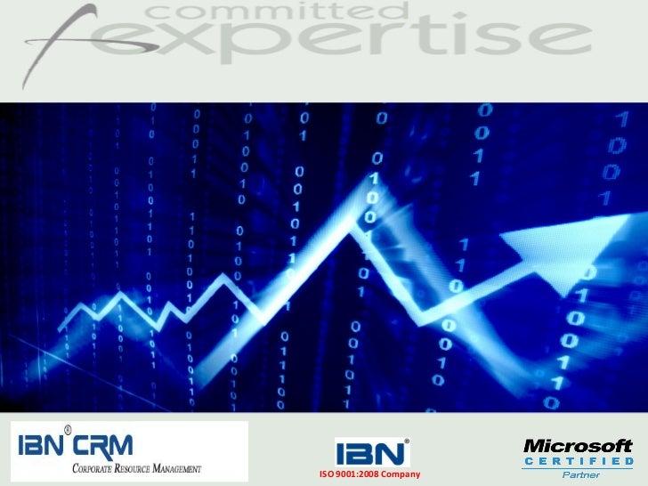 ISO 9001:2008 Company