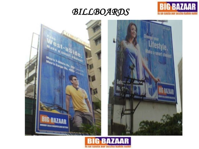 case study big bazaar retail A study on customers' preference and  retail outlets of big bazaar and reliance mart in pune  of the customers towards big bazaar the result of the study.