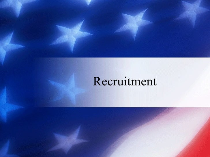 Recruiting College Republicans
