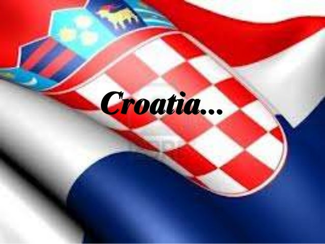 Croatia nicolas