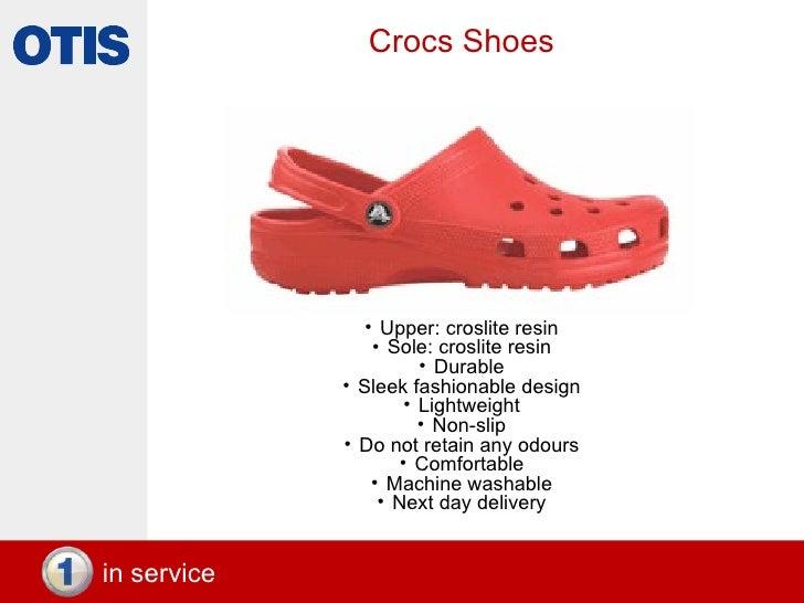 Crocs Shoes Upper