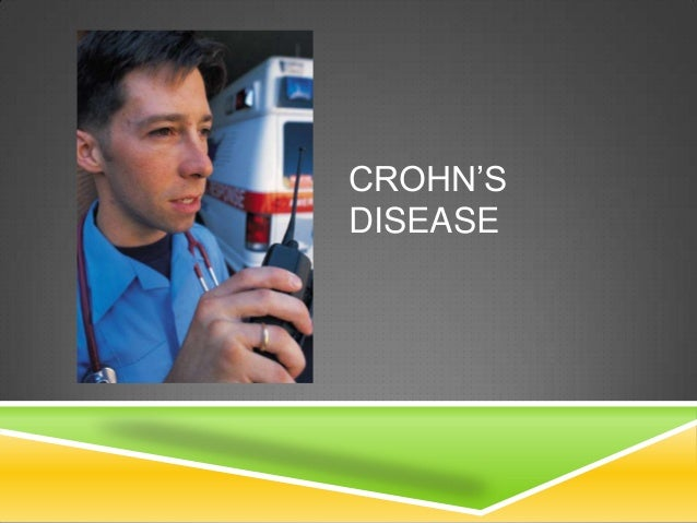 CROHN'SDISEASE